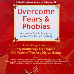 Glenn Harrold - Overcome Fears & Phobias: Hypnosis CD